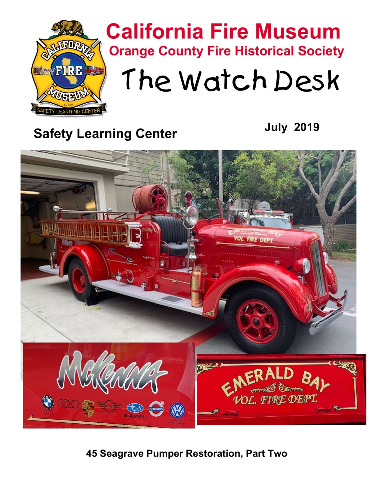 California Fire Museum Safety Learning Center At The Orange County